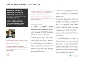 Innovazione di prodotto, processo e organizzativa nelle PMI